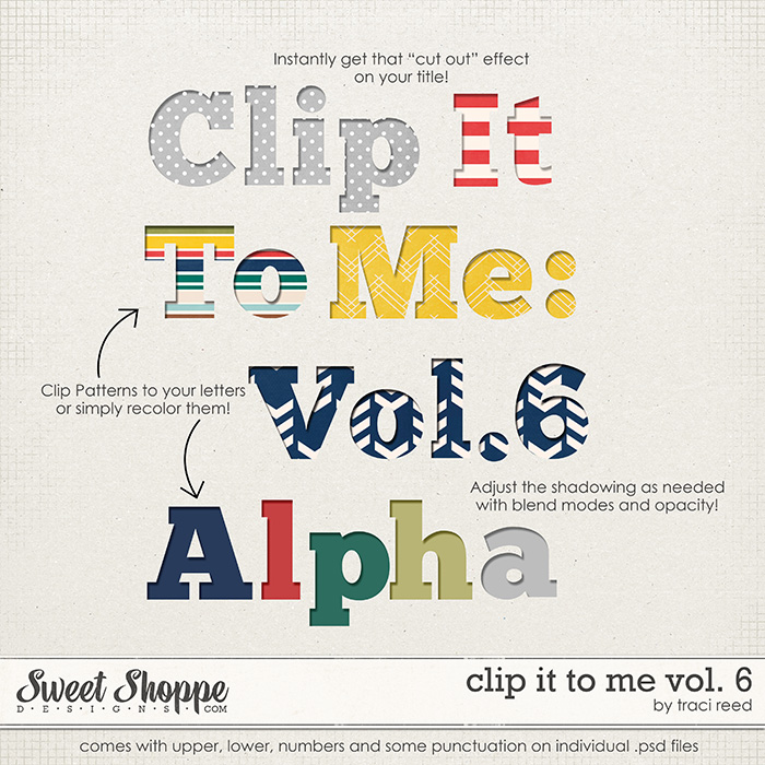 Clip It To Me: Vol. 6 by Traci Reed