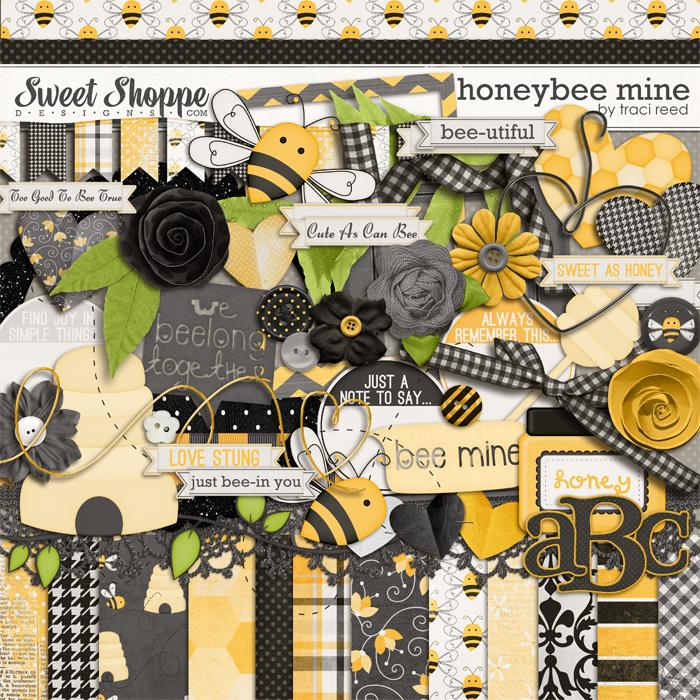 Honeybee Mine by Traci Reed