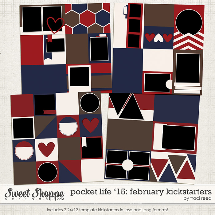 Pocket Life '15: February Kickstarters by Traci Reed