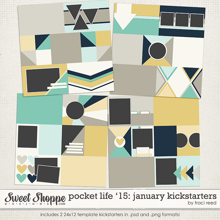 Pocket Life '15: January Kickstarters by Traci Reed