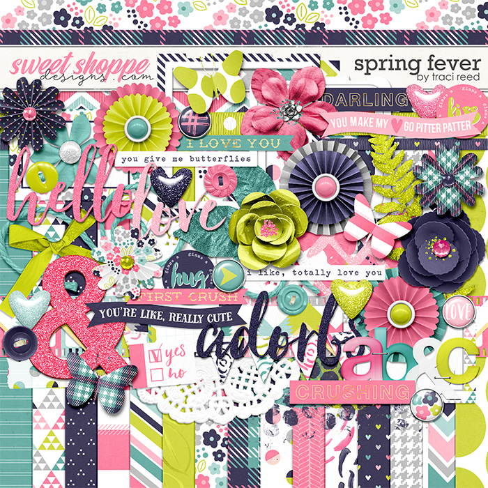 Spring Fever by Traci Reed