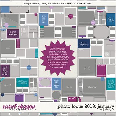 Photo Focus 2019: January by LJS Designs