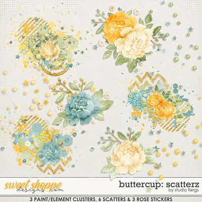 Buttercup: SCATTERZ by Studio Flergs