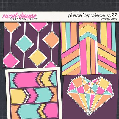 Piece by Piece v.22 Templates by Erica Zane
