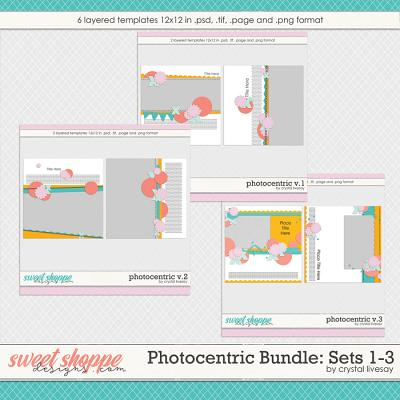 Photo Centric Bundle Pack by Crystal Livesay