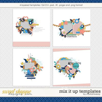 Mix It Up by Crystal Livesay