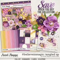 #believeinmagic: Tangled Up Collection by Amber Shaw & Studio Flergs