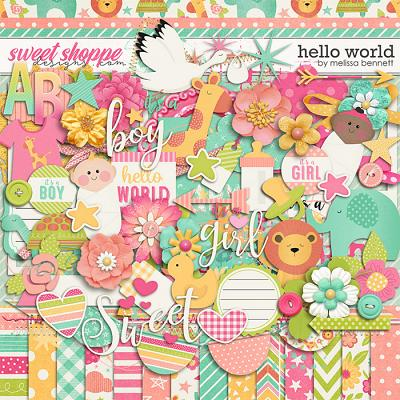Hello World by Melissa Bennett