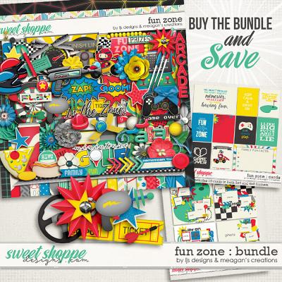 Fun Zone : Bundle by LJS Designs & Meagan's Creations