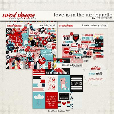 Love Is In The Air Bundle by Two Tiny Turtles