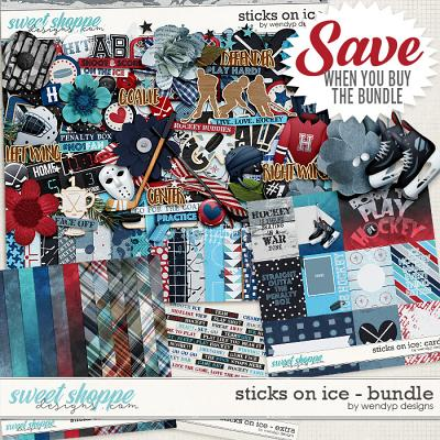 Sticks on ice - Bundle by WendyP Designs