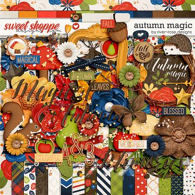 Autumn Magic by River Rose Designs