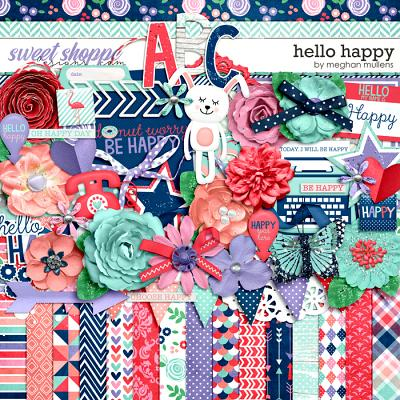 Hello Happy by Meghan Mullens