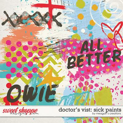 Doctor's Visit: Sick Paints by Meagan's Creations