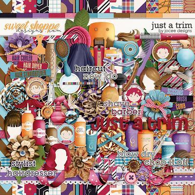 Just A Trim Kit by JoCee Designs