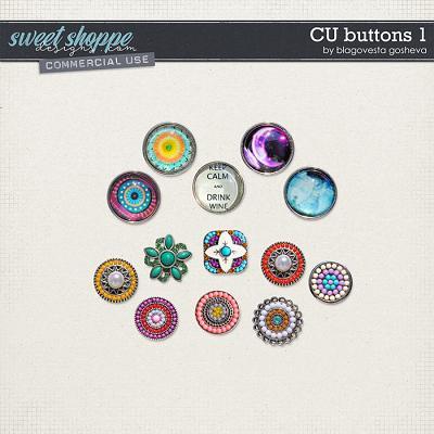 CU Buttons 1 by Blagovesta Gosheva