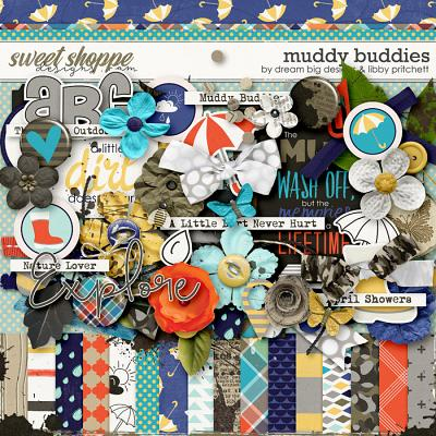 Muddy Buddies by Dream Big Designs & Libby Pritchett