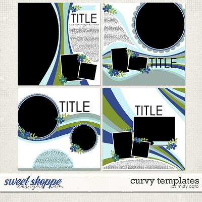 Curvy Templates by Misty Cato