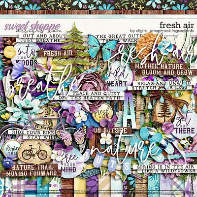 Fresh Air by Digital Scrapbook Ingredients