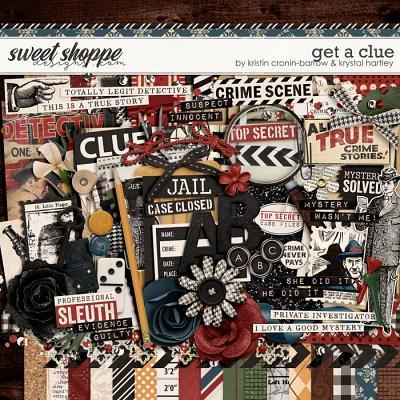 Get a Clue by Kristin Cronin-Barrow and Krystal Hartley