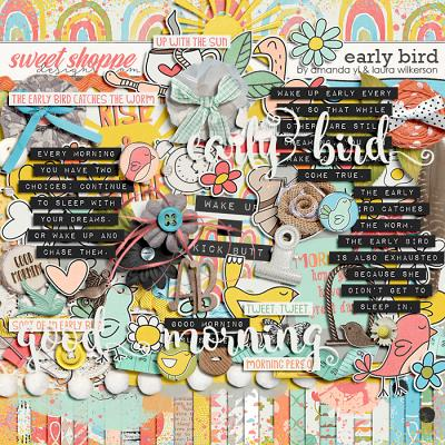 Early Bird: Kit by Amanda Yi and Laura Wilkerson