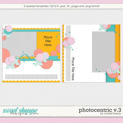 Photocentric V3 Templates by Crystal Livesay