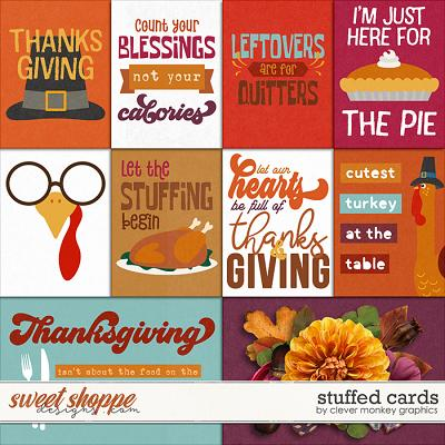 Stuffed Cards by Clever Monkey Graphics