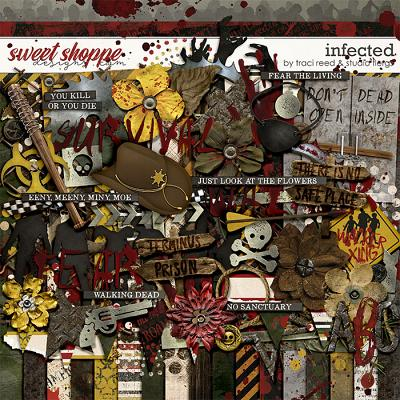 Infected by Studio Flergs & Traci Reed