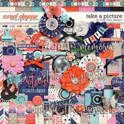 Take a Picture Kit by River Rose Designs