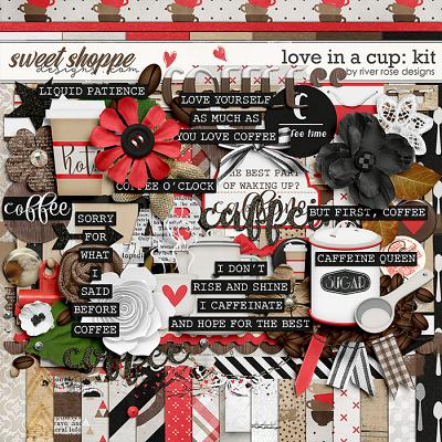Love in a Cup: Kit by River Rose Designs