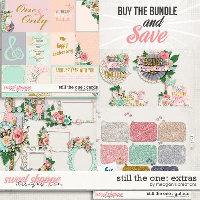 Still the One : Extras Bundle by Meagan's Creations