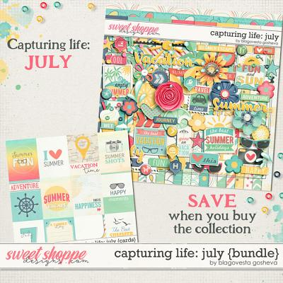 Capturing life: July {bundle} by Blagovesta Gosheva