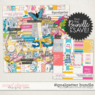 #goalgetter: Collection by Robin Carlton & River Rose Designs