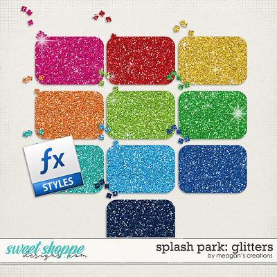 Splash Park: Glitters by Meagan's Creations