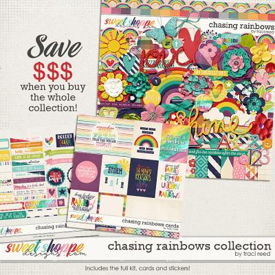 Chasing Rainbows Bundle by Traci Reed