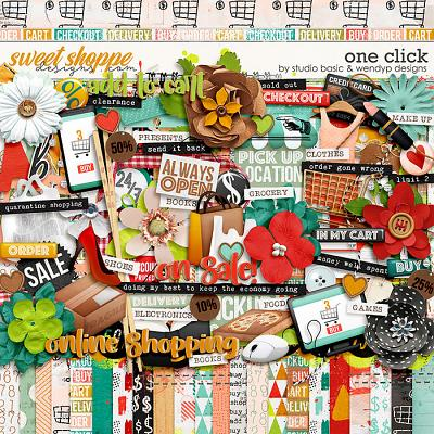 One Click Kit by Studio Basic and WendyP Designs