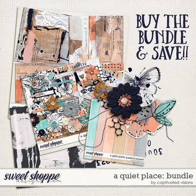 A Quiet Place: Bundle by Captivated Visions