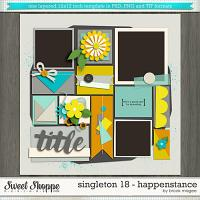Brook's Templates - Singleton 18 - Happenstance by Brook Magee
