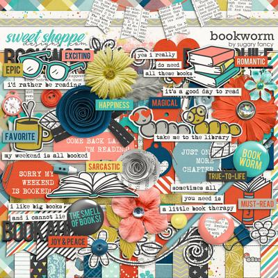 Bookworm Kit by Sugary Fancy