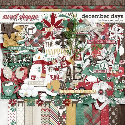 December Days Kit by River Rose Designs