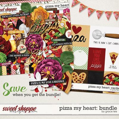 Pizza My Heart: Bundle by Grace Lee