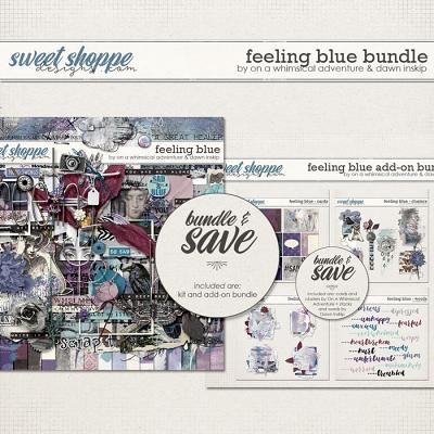 Feeling Blue Bundle by On A Whimsical Adventure and Dawn Inskip