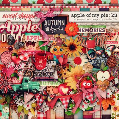 apple of my pie kit: simple pleasure designs by jennifer fehr