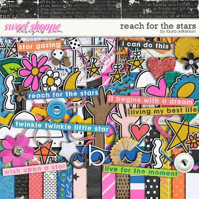 Reach For The Stars: Kit by Laura Wilkerson