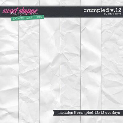 Crumpled v.12 by Erica Zane