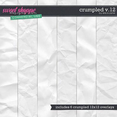 Crumpled v.12 by Erica Zane