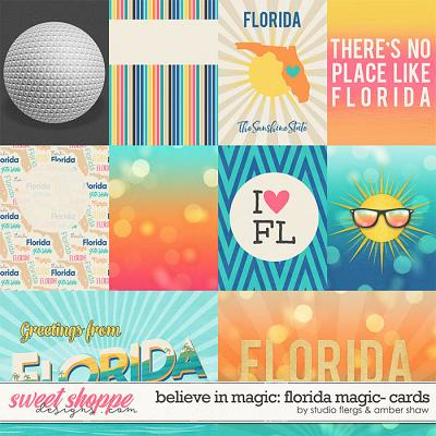 Believe in Magic: Florida Magic Cards by Amber Shaw & Studio Flergs