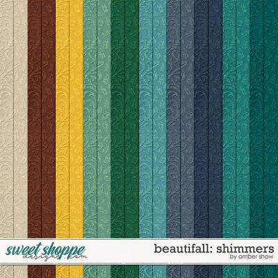 Beautifall: Shimmers by Amber Shaw