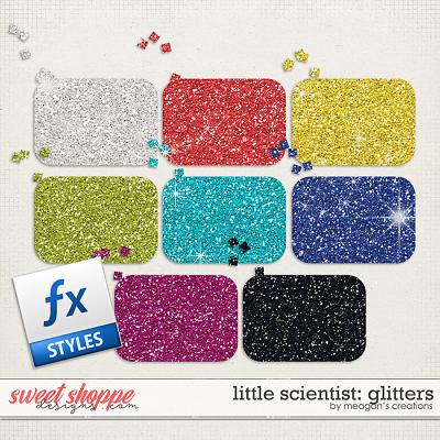 Little Scientist: Glitters by Meagan's Creations