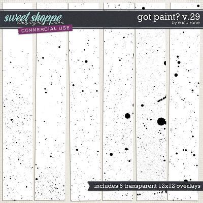 Got Paint? v.29 by Erica Zane
